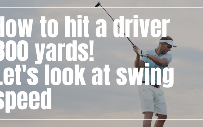 How Fast Do You Have To Swing to Hit a Golf Ball 300 Yards? EXPLAINED!