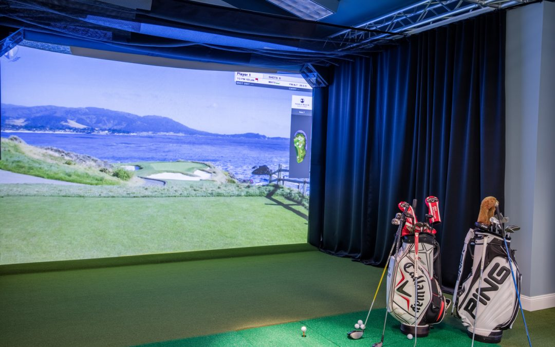 Setting Up The Best Affordable Golf Simulator